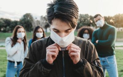 Effetti del lockdown sui giovani: ansia e depressione